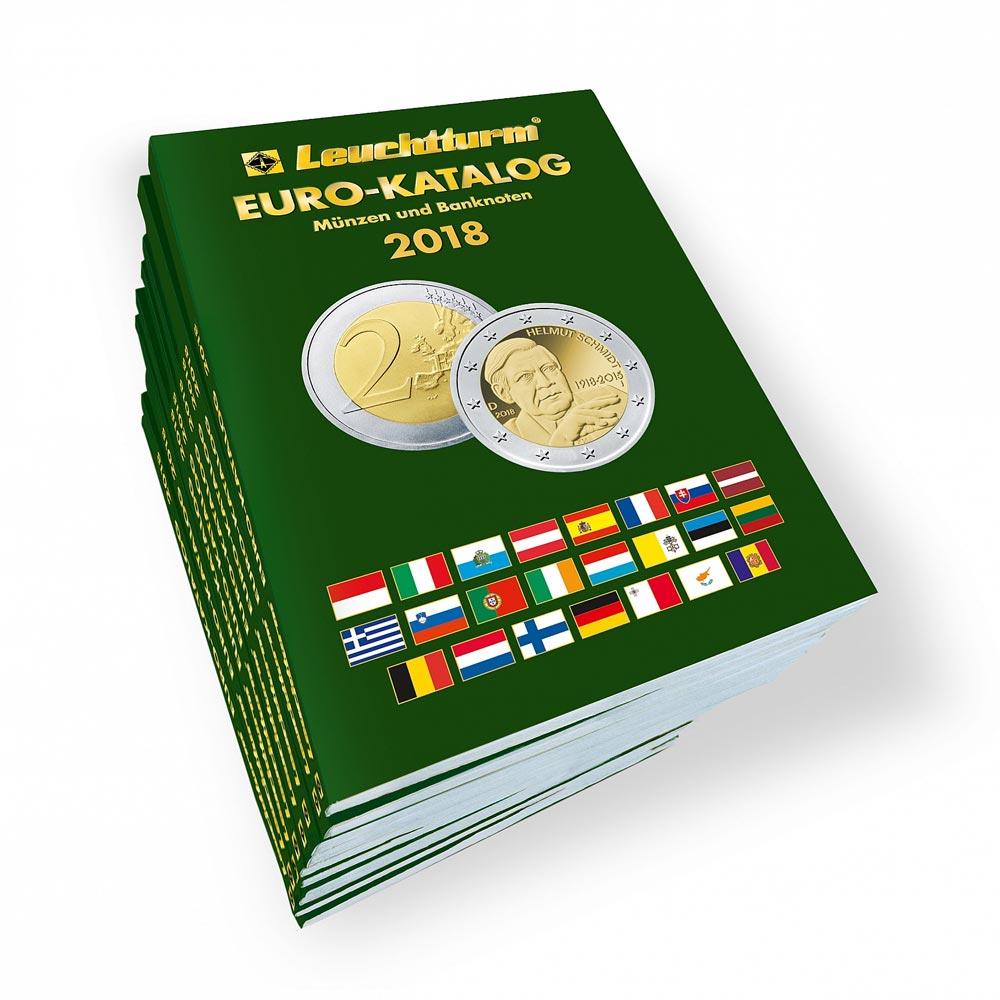 Leuchtturm Literatur Kataloge Leuchtturm Euro Münzen Und
